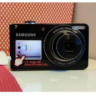 Samsung Dual Monitor Camera
