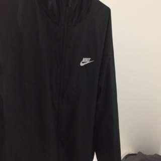 Nike Black Spray