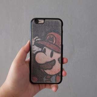 Mario Bros Iphone 6 Case