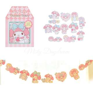 My Melody Garlands