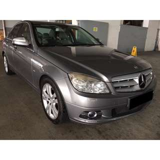 09/06 - 12/06 MERC BENZ $300.00 ONLY ( P PLATE WELCOME)
