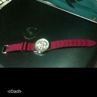 Original Coach Watch