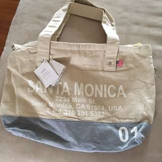 BN Authentic Anello Canvas sling Bag