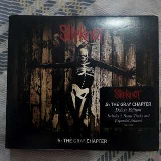 Slipknot - .5 The Gray Chapter Deluxe Edition