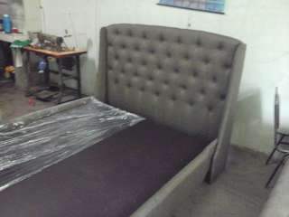 We Do Custom Made Padded Bed Frame as low as P12.5k