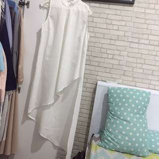 Cottonink White Blouse