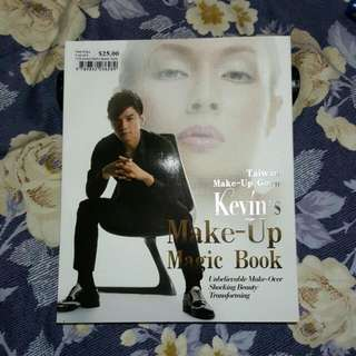 Kevin's Makeup Magic Book