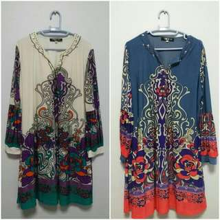 Further Discount Muslimah Blouse