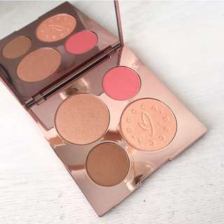 Because x Chrissy Palette