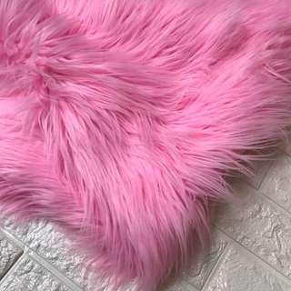 fur backdrop