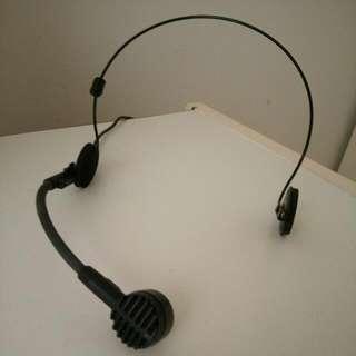 Customized XLR Out AV-JEFE Professional Headset Microphone訂製XLR輸出專業頭戴式麥克風 全新
