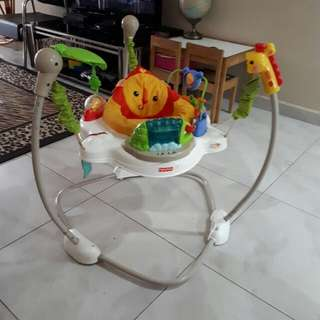 Authenthic Fisher Price Jumperoo