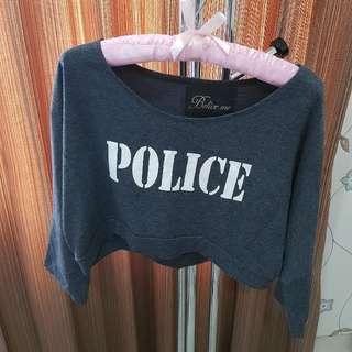 Crop Top Police