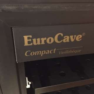 Eurocave Compact Wine Fridge / Chiller For 97 bottles Wine Or Champagne