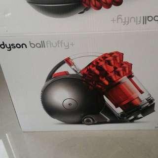 dyson ball fluffy+全配