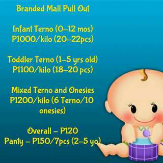 Branded Mall Pull Out