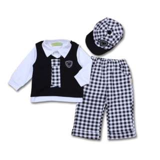 Stylish 5pc Boy Clothing Set
