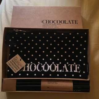 CHOCOLATE 文具禮盒裝