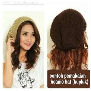 Beanie Hat (Kupluk)