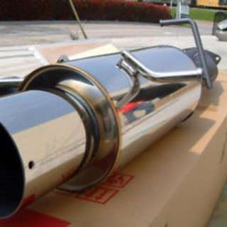 Honda Civic HKS Exhaust