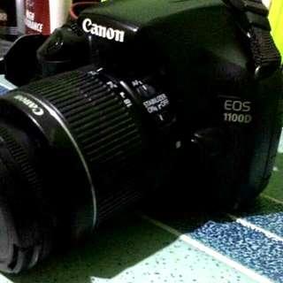 CANON D-1100 DSLR