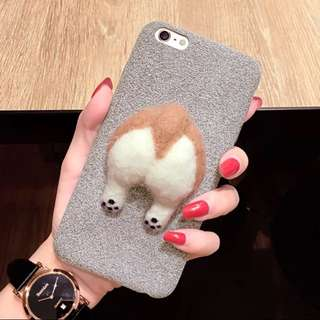 減價💄💋哥基 Corgi iPhone 6 plus Case