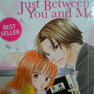 Just Between You And Me - Kawamaru Shin