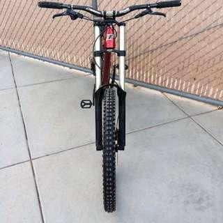 Brand New Foes Hydro Free Ride DH Bikes