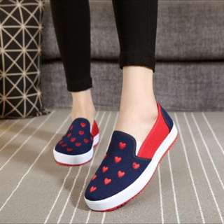 Fashion Sneakers (Size 38/ US6)