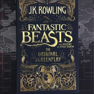 #1212YES Fantastic Beast and Where To Find Them