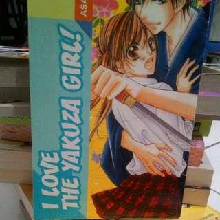 I Love The Yakuza Girl! - Asagi Hikaru
