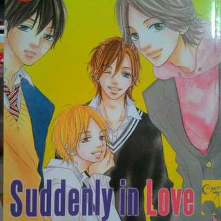 Suddenly In Love - Konno Risa