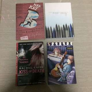 Preloved Books!
