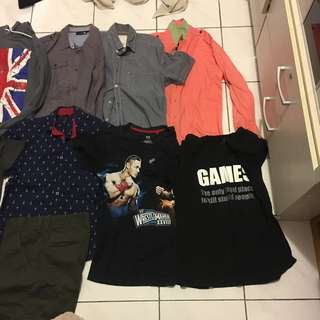 Men's Clothing Selling Cheap Message Me For A Price