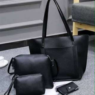 Korean 4in1 Bags