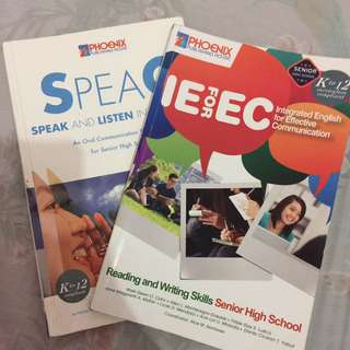 Speac (Speak And Listen In Context) & Integrated English For Effective Communication