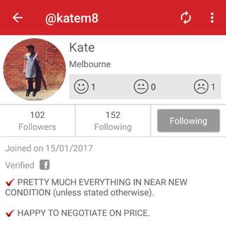 Be Careful Of This Scammer @Katem8