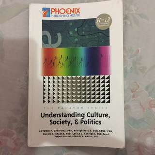 UCSP (Understanding Culture, Society And Politics)