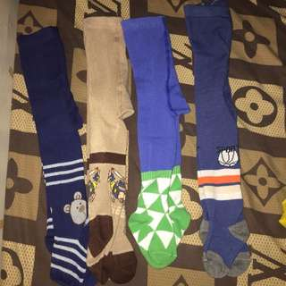 LEGGING BABY 4 pcs