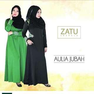 Zatu Emerald Jubah