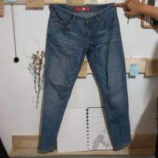 Hamer Bluee Jeans