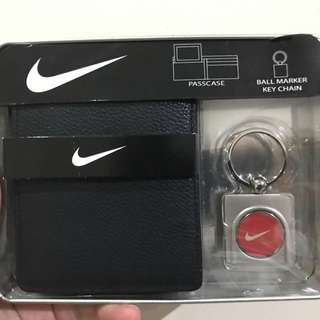 Nike Golf Wallet Set