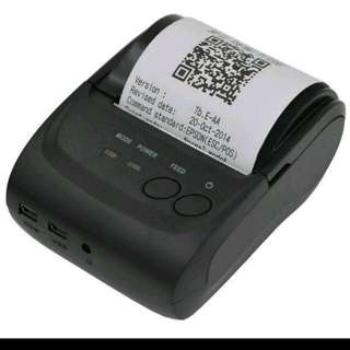 Print struk mini bluetooth