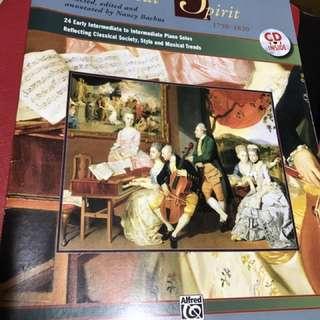 The Classical Spirit Book 1