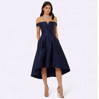 HIRE Forever New Willow Bardot Dress 4