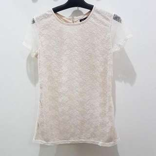 Lace Top 1