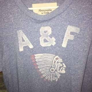 T Shirt A&F XL