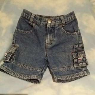 Spin Shorts For Boys 6-12mos