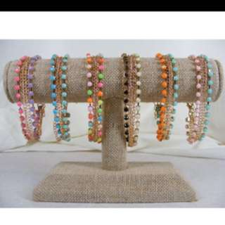 Candy Shades Layered Bracelet