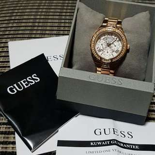 [REPRICED] Ladies' Guess Viva Watch Authentic